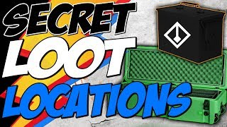 District Union Arena SECRET LOOT LOCATION - Black Tusk Box Location High End LOOT Division 2