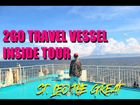 2GO Travel Tour Inside | Mega Value Class