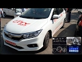 New Honda city 2017 ZX Top model interior and exterior