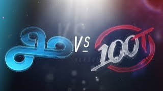 Video C9 vs 100 - NA LCS Week 2 Day 2 Match Highlights (Spring 2018) download MP3, 3GP, MP4, WEBM, AVI, FLV Juli 2018