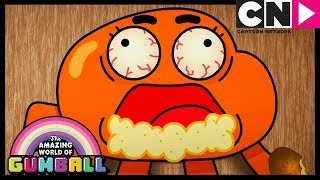 Gumball | Please Will You Stop Eating Us? | The Potato | Cartoon Network