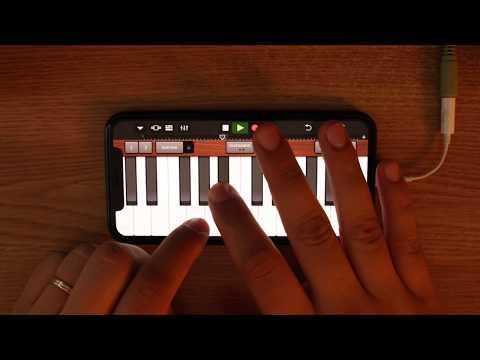 Kanye West & Lil Pump - I Love It on iPhone (GarageBand)