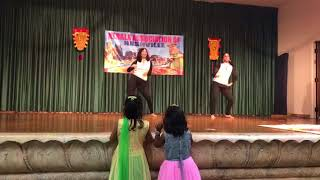 Fusion Dance at Kerala Association of Nashville Onam celebration