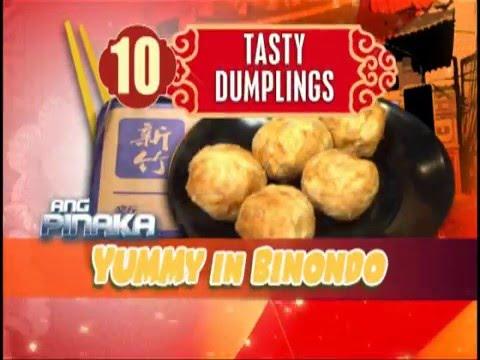 What are the best Chinese restaurants in Binondo? | Ang Pinaka