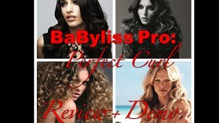 Babyliss Pro Perfect Curl: Review + Demo Thumbnail