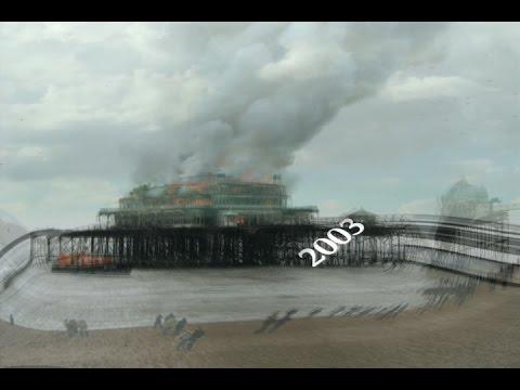 Brighton West Pier: A Journey Through Time