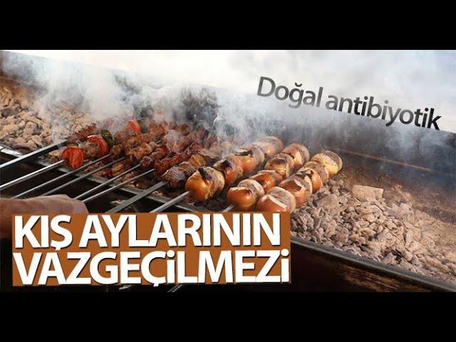 Doğal Antibiyotik Soğan Kebabına Rağbet