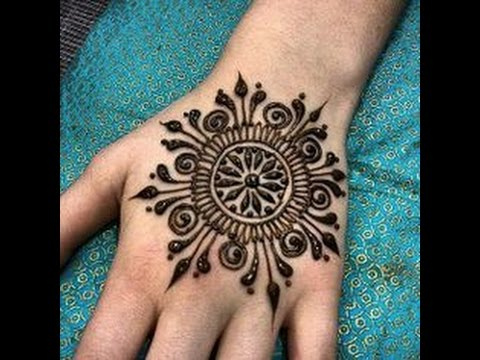 Exceptional Mehndi Designs For Hands Simple And Easy