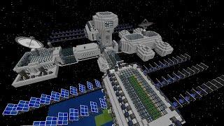 Advanced rocketry обзор | ЧАСТЬ4 Строительство космических станций и полет на Луну