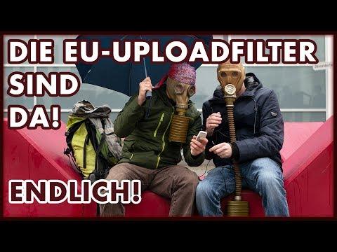 Nachgeschenkt: Uploadfilter und Artikel 13