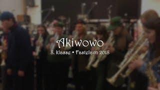 8. klasse • Fastelavn 2018 • Akiwowo