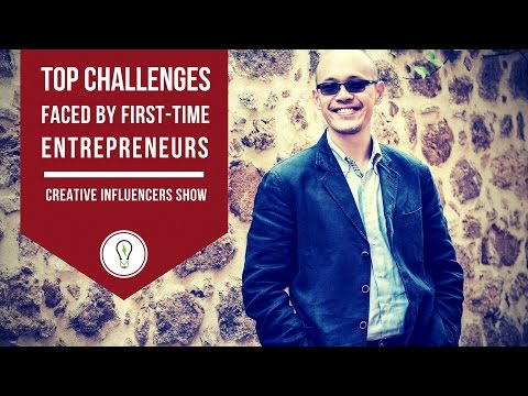 Top Challenges Faced by Entrepreneurs | Creative Influencers Show Episode 001 (Season 1)