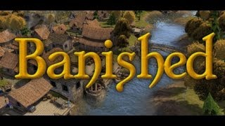 Banished - The Full 80 Years Of Dundersonvick (Time lapse)