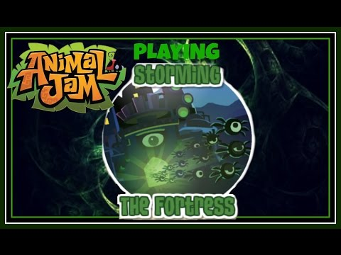 Animal Jam: Playing Storming The Fortress Adventure!