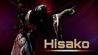 Killer Instinct - Hisako Reveal Trailer (Japanese)