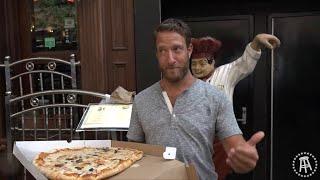 Barstool Pizza Review - Joe G Pizza & Restaurant