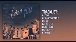TRACKLIST ALBUM STRAY KIDS I AM YOU