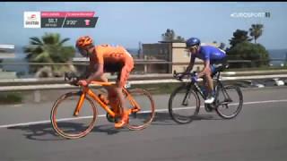 Велоспорт   Джиро дИталия   Пятый этап 1часть