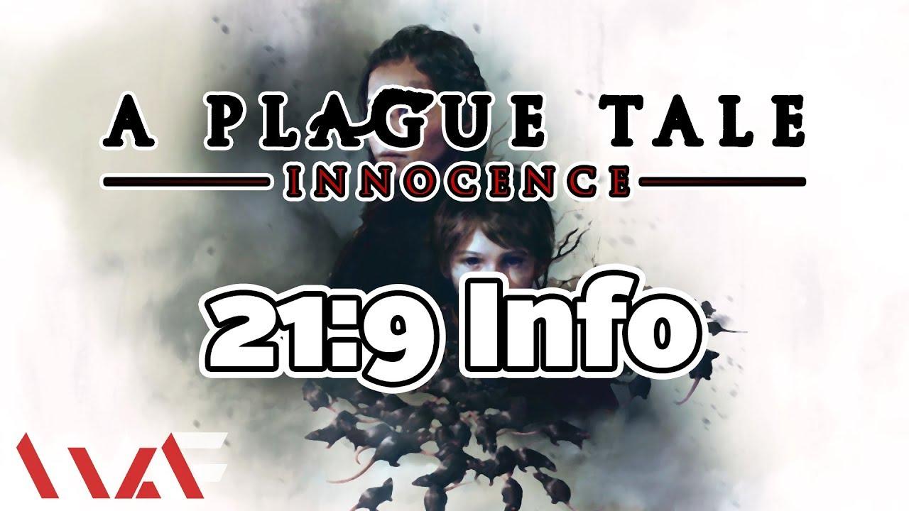 A Plague Tale: Innocence | 21:9 Info