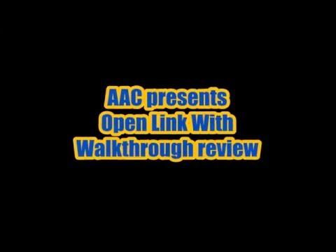 Open Link With (open links in the app you want) walkthrough review