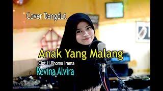 Download Mp3 Anak Yang Malang  Rhoma Irama  - Revina Alvira # Dandut Cover
