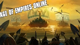 Age of Empires Online - NORSE POWER