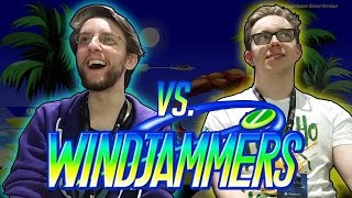 the master jammer datto vs mr fruit windjammers 2016 gameplay