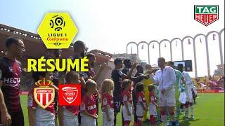 AS Monaco - Nîmes Olympique ( 2-2 ) - Résumé - (ASM - NIMES) / 2019-20