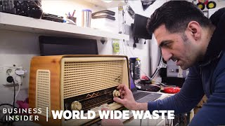 Inside The Mall Where Everything Is Recycled | World Wide Waste