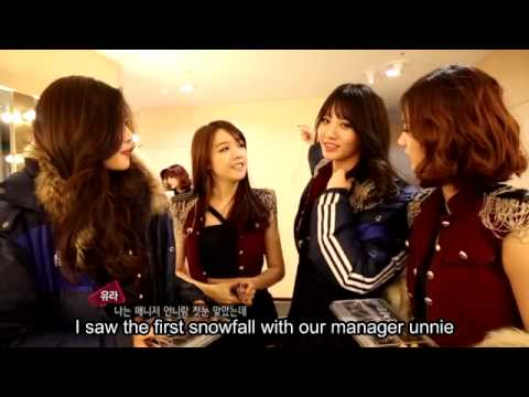[ENG SUB] 131210 Girl's Day Backstage Interview