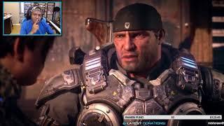 E3 2018   GEARS OF WAR 5 Reveal Trailer [LIVE Reaction]