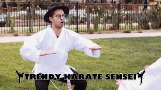 Trendy Karate Sensei | David Lopez