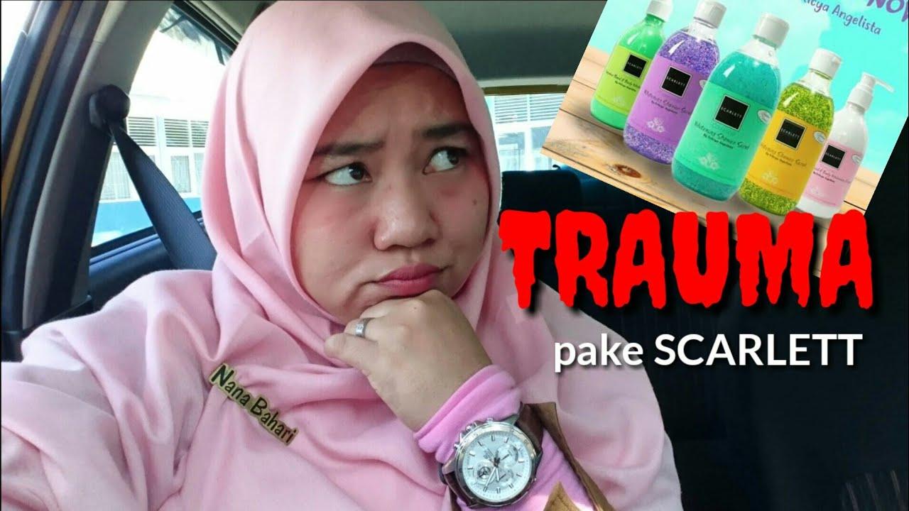 Cara membedakan scarlett whitening asli dan palsu,scarlett bikin trauma scarlett fake vs