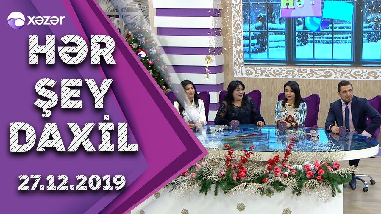 Hər Şey Daxil - Nəfəs, Talıb Tale, Günay Əliyeva, Cığatel İsaqızı 27.12.2019