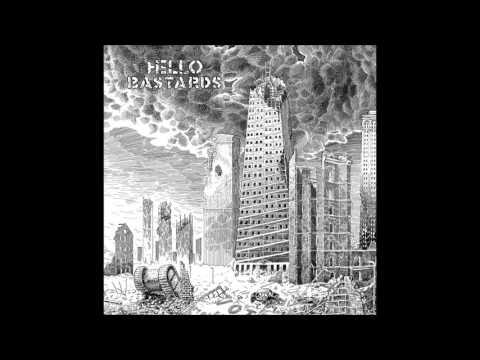 Hello Bastards LP - London, UK Political Power Violence Crust Punk Vegan Straight Edge