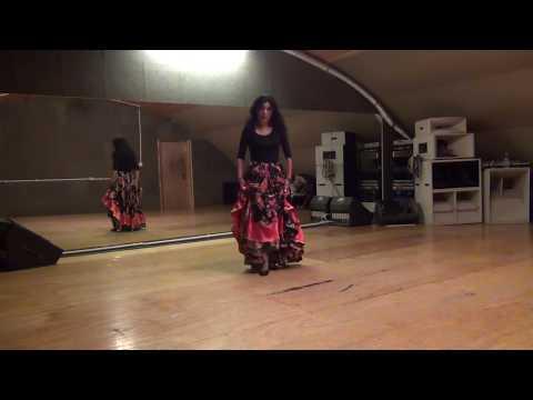 Gypsy Dance Class online (3d class)