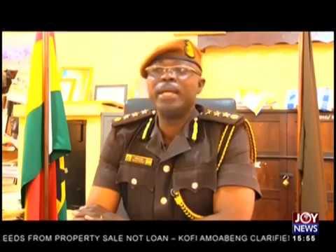 Nsawam Prisons - The Pulse on JoyNews (17-8-18)