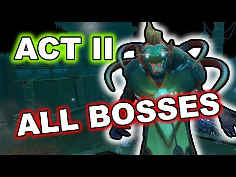 Siltbreaker Act 2: ONLY BOSS FIGHTS!