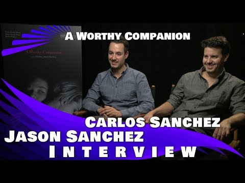 A WORTHY COMPANION  CARLOS AND JASON SANCHEZ