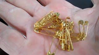 А что, если простые вещи, которые нас окружают из золота?!