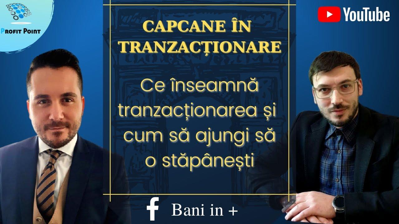 ce știi despre tranzacționare
