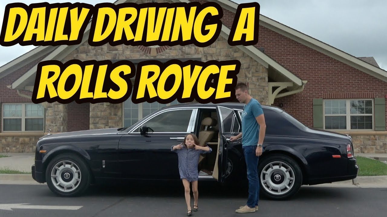 here's everything i love about the cheapest rolls royce phantom (and