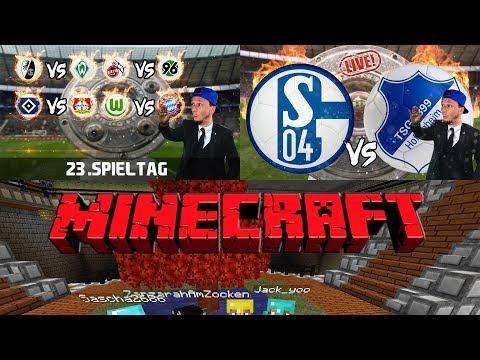 Bundesliga LIVE | 23. Spieltag | Schalke 04 gegen TSG 1899 Hoffenheim