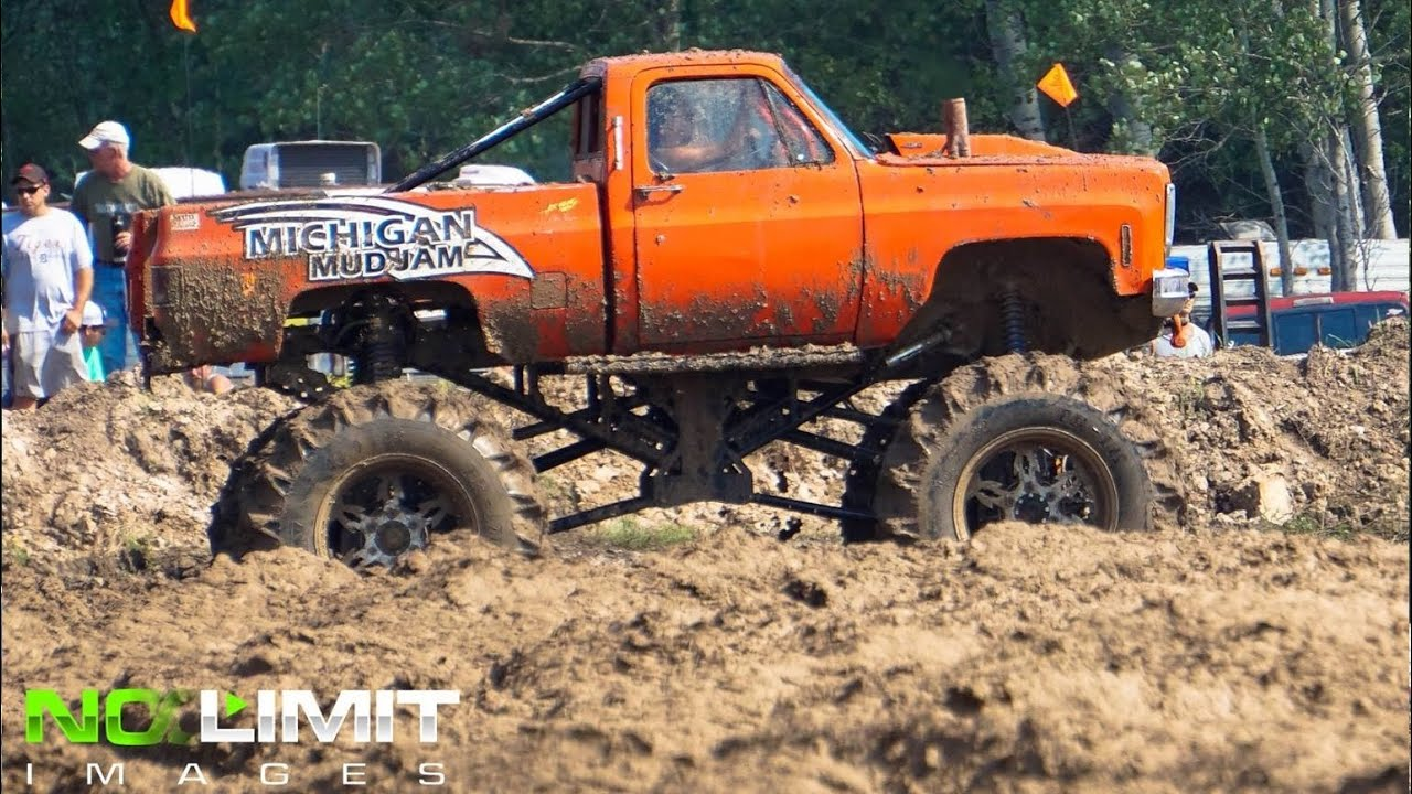 Trucks Gone Wild Michigan >> Michigan Mud Jam 2016 Trucks Gone Wild Youtube