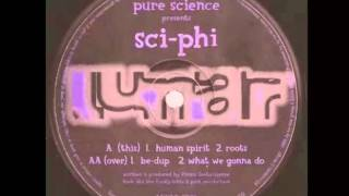 Pure Science Presents Sci-Phi - Be-Dup [Lunar Tunes, 1998]