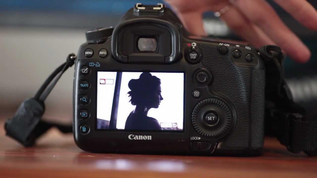 In Camera Digital Double Exposure Tutorial