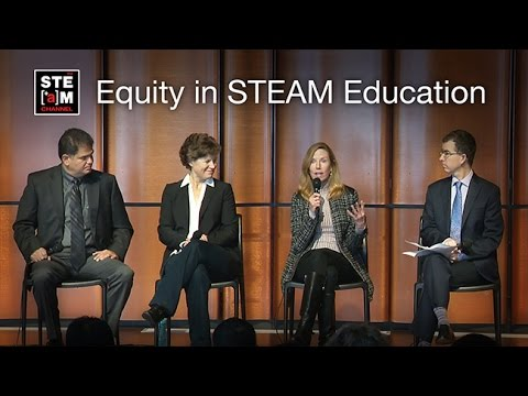 Equity in STEAM Education -- Sally Ride Science STEAM Series