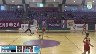 Argentino U15 Femenino: Neuquén vs. Entre Ríos