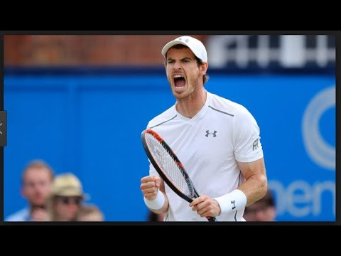 Murray on Losing No  1 Serena In Training Crazy Match Point