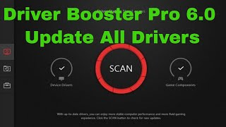 IObit Driver Booster PRO 6.6.0 | Update All Drivers Windows 10